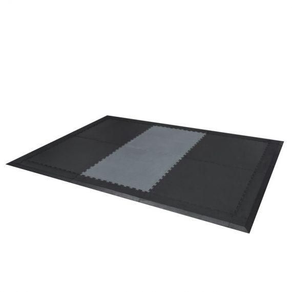 Gewichtheber Abwurfplattformen Flex 9000